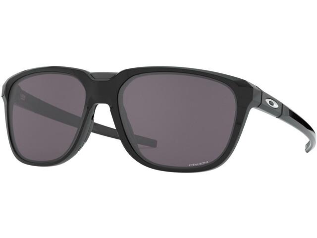 Oakley Anorak Gafas de Sol, polished black/prizm grey